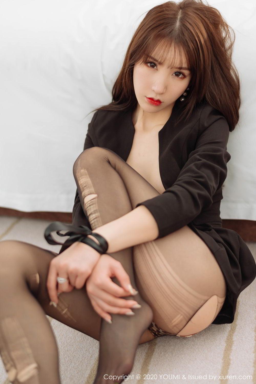 [XiuRen] Vol.234 Zhou Yu Xi 75P, Underwear, Uniform, Xiuren, Zhou Yu Xi