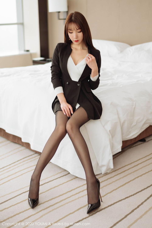 [XiuRen] Vol.234 Zhou Yu Xi 7P, Underwear, Uniform, Xiuren, Zhou Yu Xi
