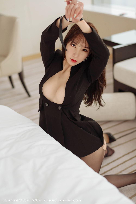 [XiuRen] Vol.234 Zhou Yu Xi 86P, Underwear, Uniform, Xiuren, Zhou Yu Xi