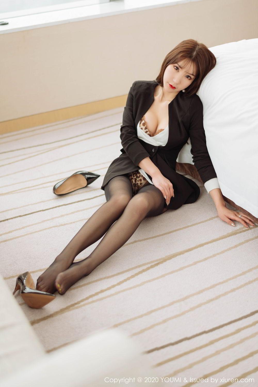 [XiuRen] Vol.234 Zhou Yu Xi 9P, Underwear, Uniform, Xiuren, Zhou Yu Xi