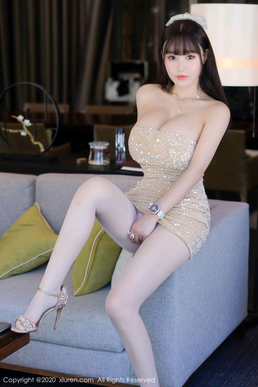 [XiuRen] Vol.2342 Zhu Ke Er 12P, Xiuren, Zhu Ke Er