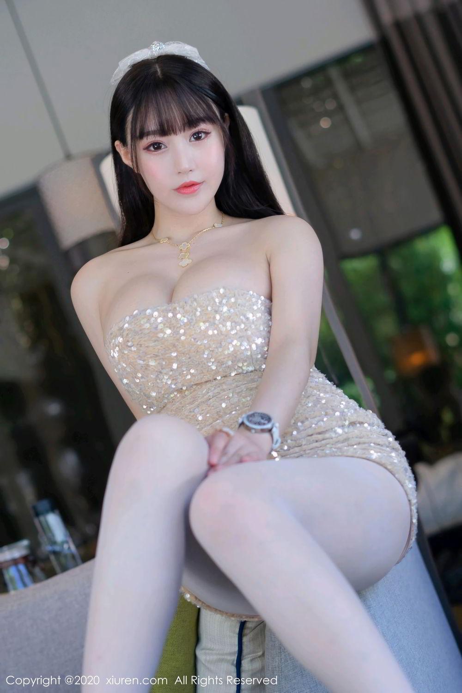 [XiuRen] Vol.2342 Zhu Ke Er 34P, Xiuren, Zhu Ke Er