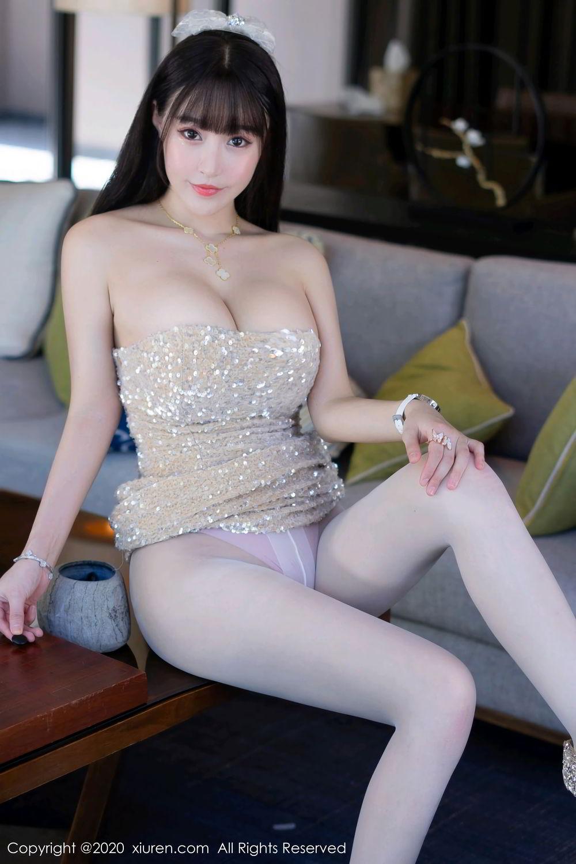 [XiuRen] Vol.2342 Zhu Ke Er 7P, Xiuren, Zhu Ke Er