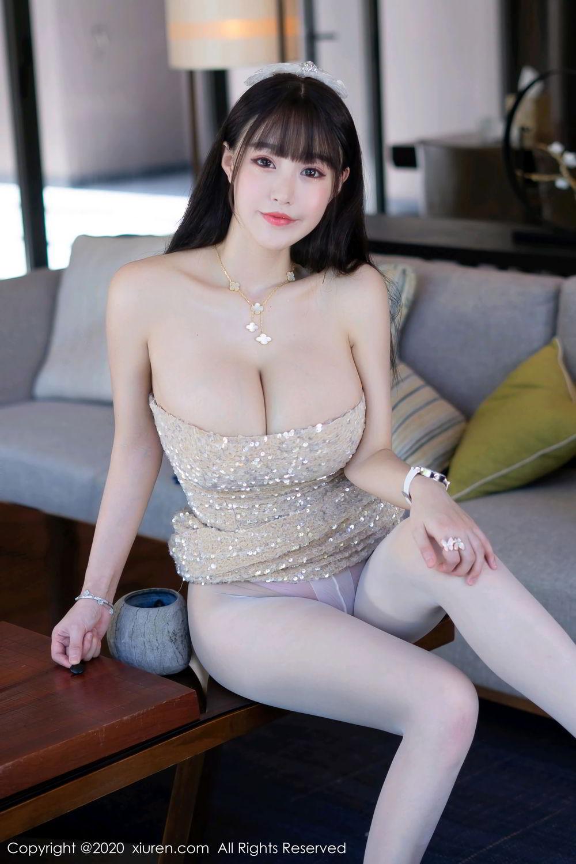 [XiuRen] Vol.2342 Zhu Ke Er 8P, Xiuren, Zhu Ke Er
