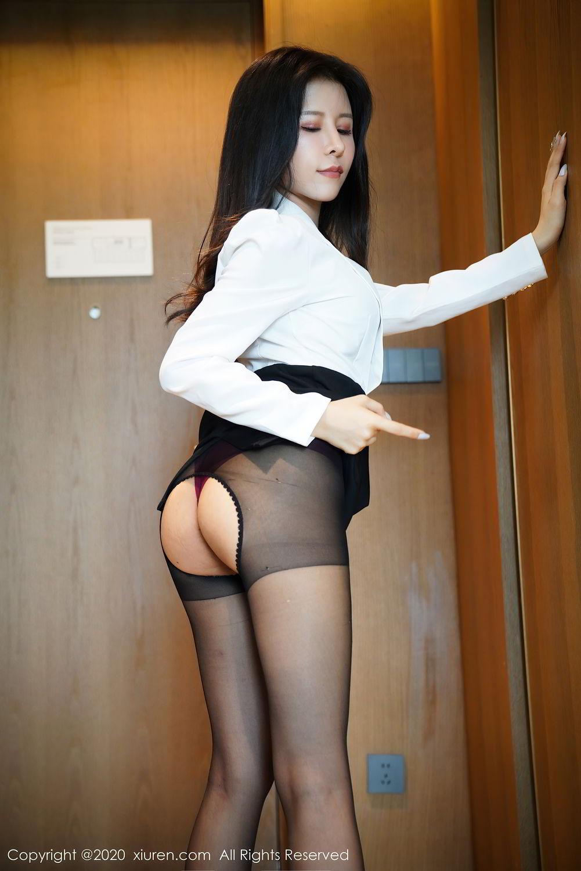 [XiuRen] Vol.2346 Ao Li 8P, Ao Li, Black Silk, Xiuren