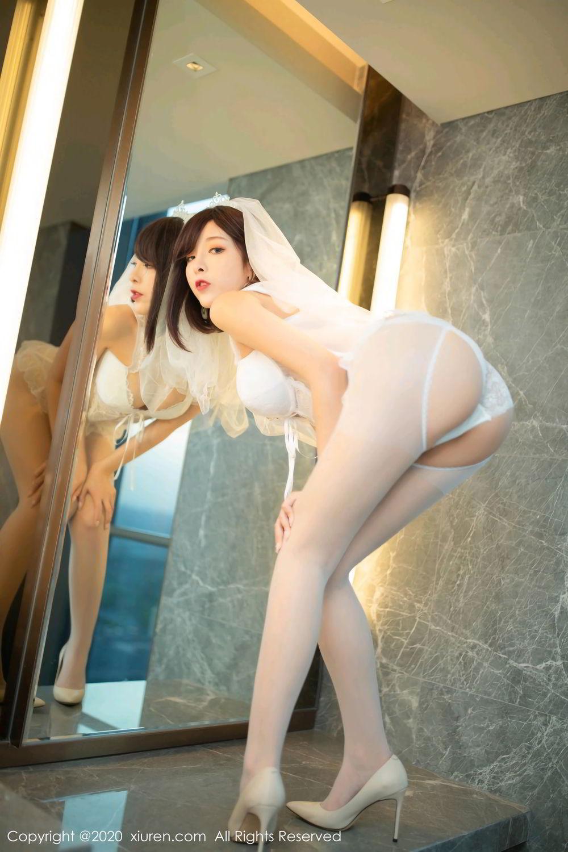 [XiuRen] Vol.2348 Chen Xiao Miao 18P, Chen Xiao Miao, Tall, Xiuren
