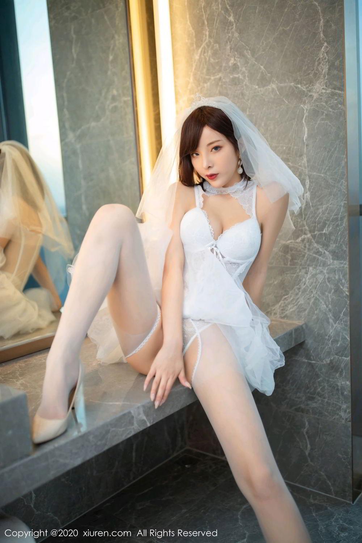 [XiuRen] Vol.2348 Chen Xiao Miao 45P, Chen Xiao Miao, Tall, Xiuren