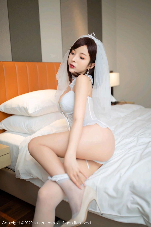 [XiuRen] Vol.2348 Chen Xiao Miao 53P, Chen Xiao Miao, Tall, Xiuren