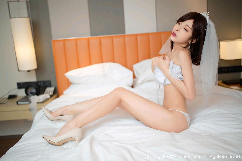 [XiuRen] Vol.2348 Chen Xiao Miao 70P, Chen Xiao Miao, Tall, Xiuren