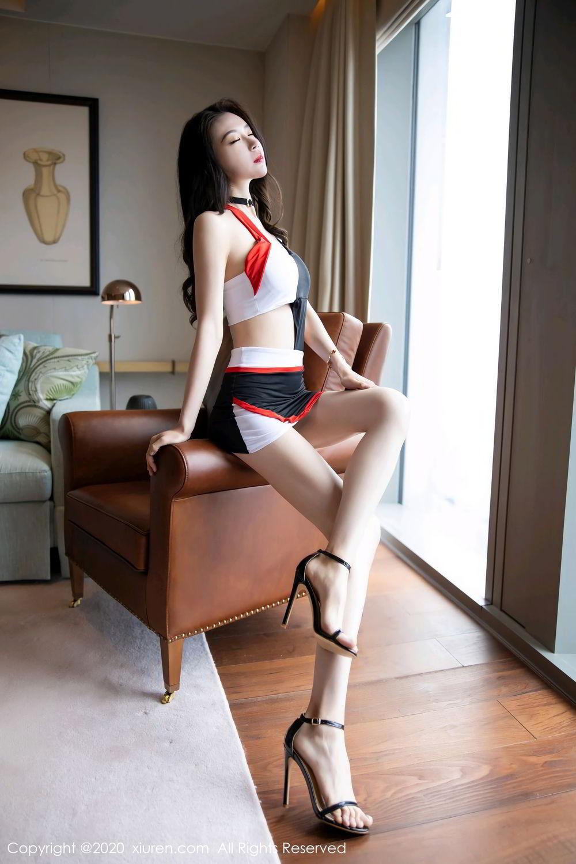 [XiuRen] Vol.2351 Meng Xin Yue 12P, Meng Xin Yue, Tall, Xiuren