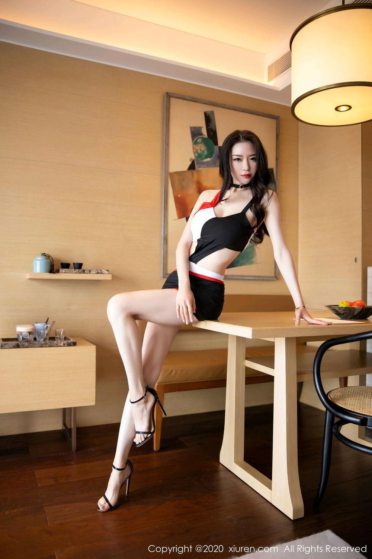 [XiuRen] Vol.2351 Meng Xin Yue 16P, Meng Xin Yue, Tall, Xiuren