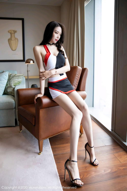 [XiuRen] Vol.2351 Meng Xin Yue 1P, Meng Xin Yue, Tall, Xiuren