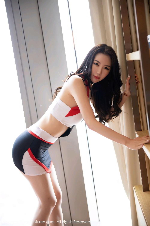 [XiuRen] Vol.2351 Meng Xin Yue 7P, Meng Xin Yue, Tall, Xiuren