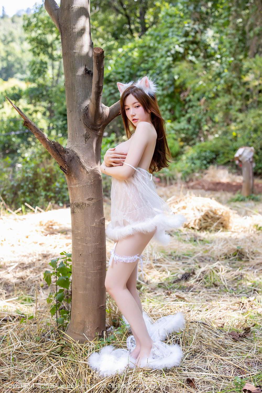 [XiuRen] Vol.2361 Nuo Mei Zi Mini 31P, Mini Da Meng Meng, Outdoor, Xiuren
