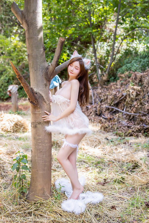 [XiuRen] Vol.2361 Nuo Mei Zi Mini 32P, Mini Da Meng Meng, Outdoor, Xiuren