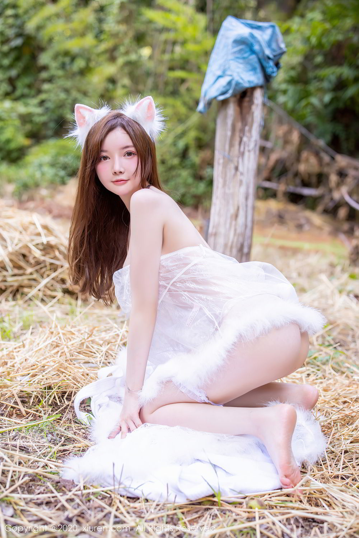 [XiuRen] Vol.2361 Nuo Mei Zi Mini 37P, Mini Da Meng Meng, Outdoor, Xiuren