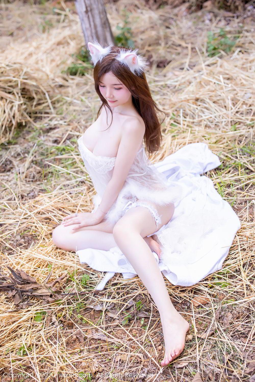 [XiuRen] Vol.2361 Nuo Mei Zi Mini 42P, Mini Da Meng Meng, Outdoor, Xiuren