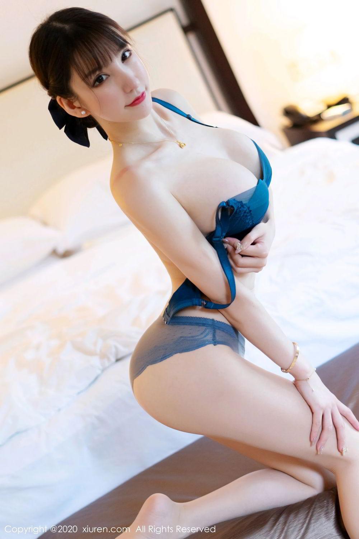 [XiuRen] Vol.2367 Zhou Yu Xi 69P, Stewardess, Underwear, Xiuren, Zhou Yu Xi