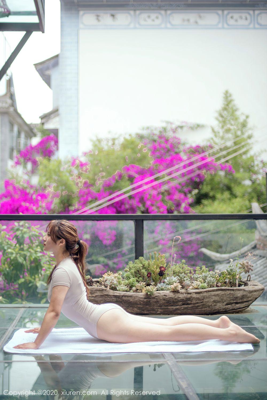 [XiuRen] Vol.2370 Jiu Jiu Aimee 46P, Bathroom, Jiu Jiu Aimee, Wet, Xiuren