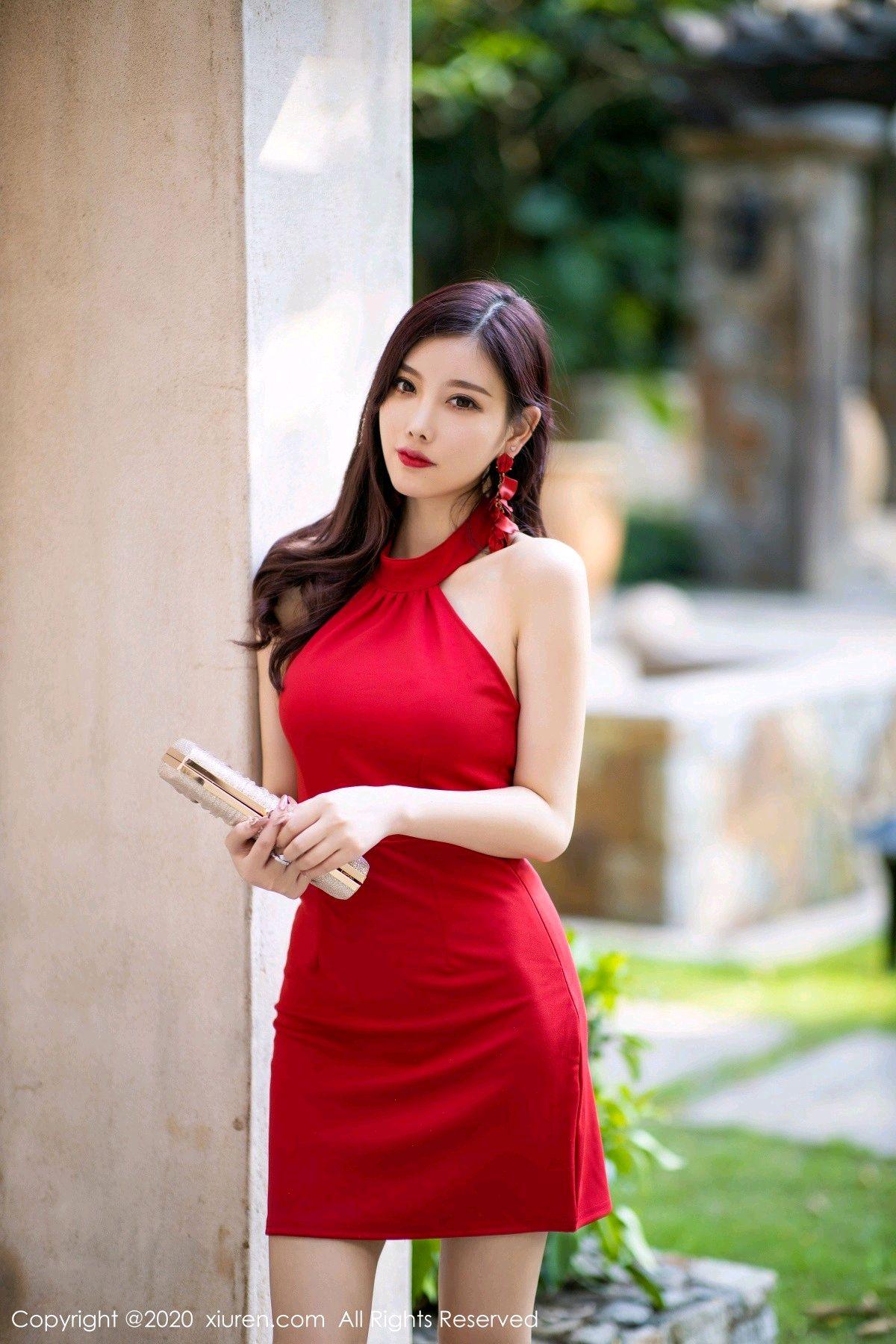 [XiuRen] Vol.2373 Yang Chen Chen 3P, Tall, Xiuren, Yang Chen Chen
