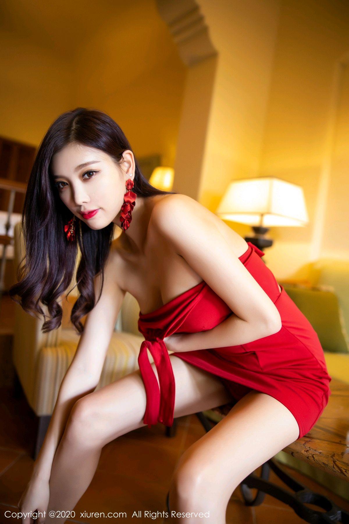 [XiuRen] Vol.2373 Yang Chen Chen 50P, Tall, Xiuren, Yang Chen Chen
