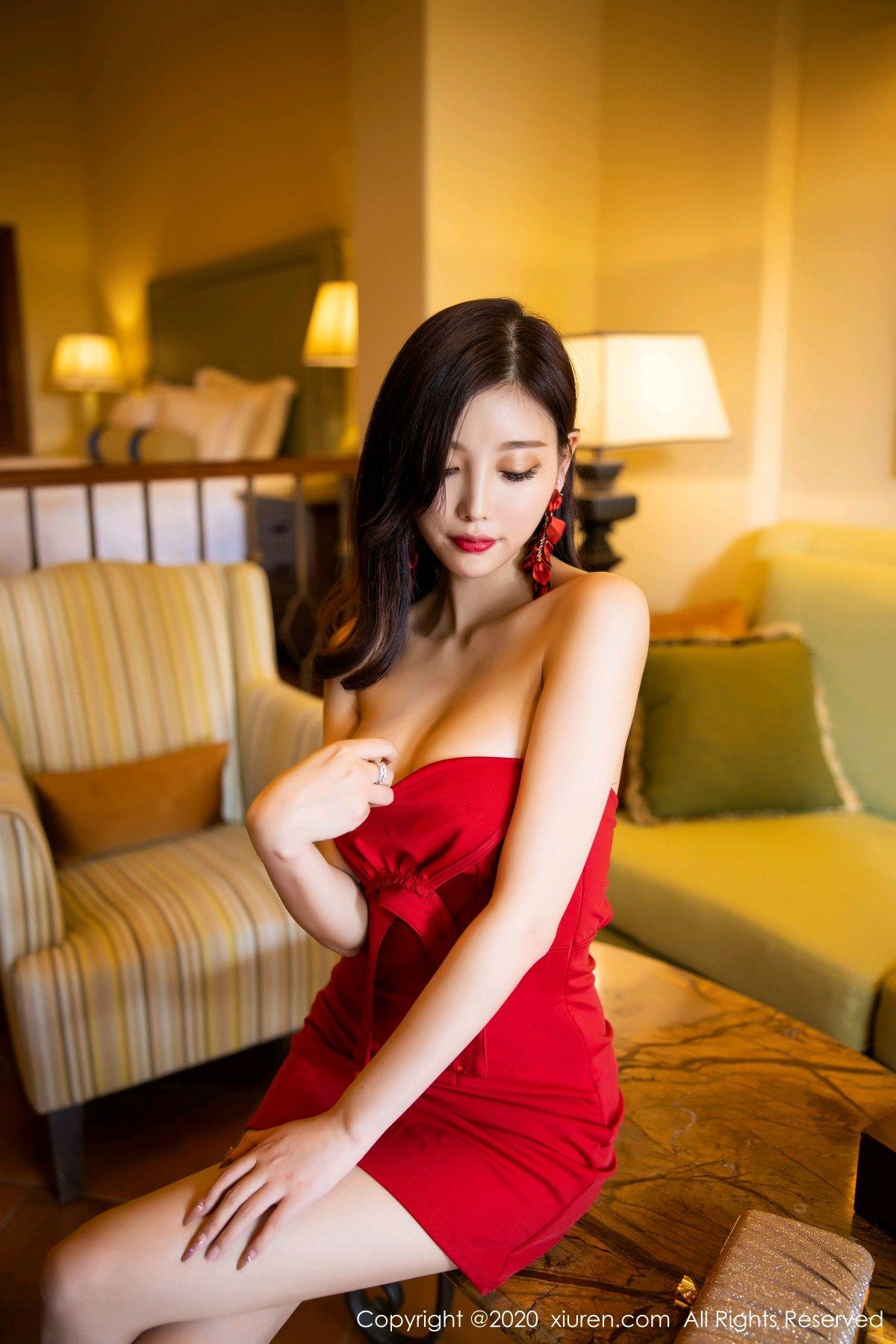 [XiuRen] Vol.2373 Yang Chen Chen 52P, Tall, Xiuren, Yang Chen Chen