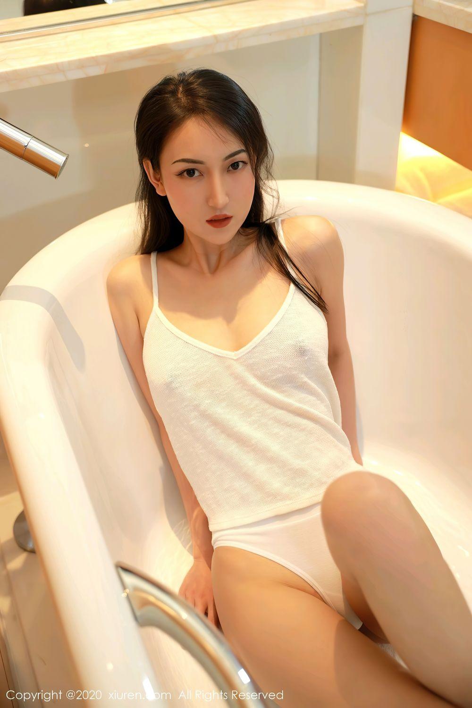 [XiuRen] Vol.2375 Cheng Hui Xian 43P, Cheng Hui Xian, Slim, Xiuren