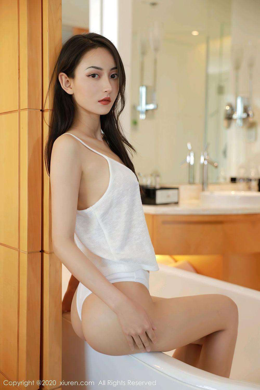 [XiuRen] Vol.2375 Cheng Hui Xian 5P, Cheng Hui Xian, Slim, Xiuren