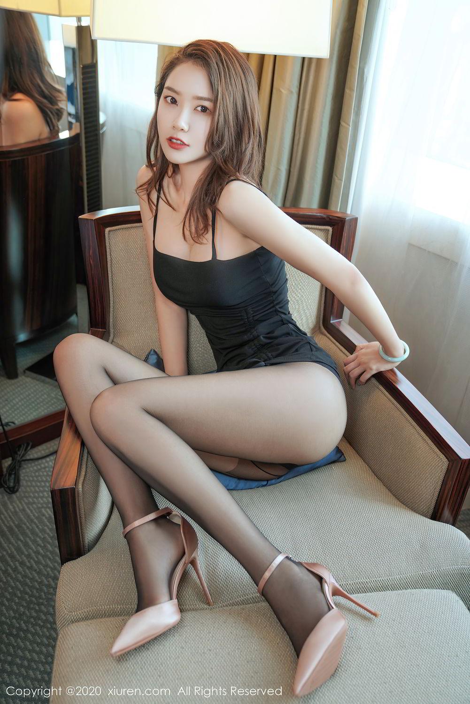 [XiuRen] Vol.2376 Fang Zi Xuan 26P, Black Silk, Mu Qing, Xiuren