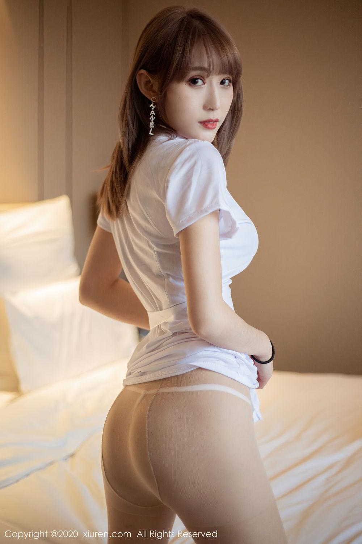 [XiuRen] Vol.2377 Zhou Mu Xi 21P, Nurse, Uniform, Xiuren, Zhou Mu Xi