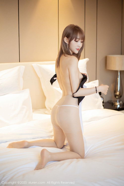[XiuRen] Vol.2377 Zhou Mu Xi 29P, Nurse, Uniform, Xiuren, Zhou Mu Xi