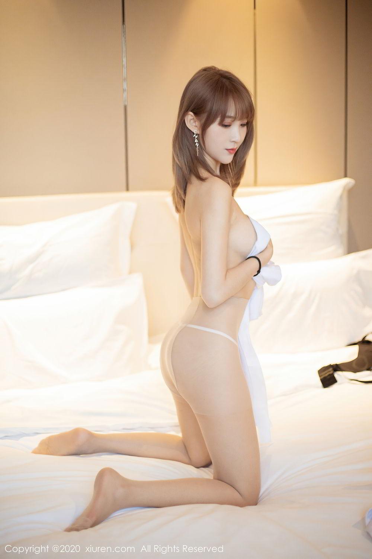 [XiuRen] Vol.2377 Zhou Mu Xi 30P, Nurse, Uniform, Xiuren, Zhou Mu Xi
