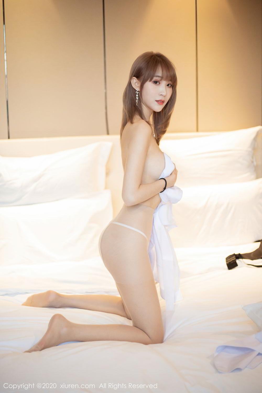 [XiuRen] Vol.2377 Zhou Mu Xi 32P, Nurse, Uniform, Xiuren, Zhou Mu Xi