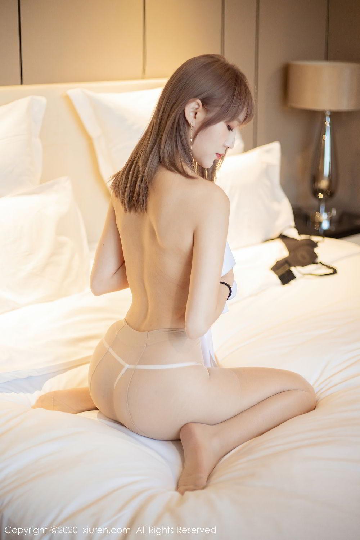 [XiuRen] Vol.2377 Zhou Mu Xi 33P, Nurse, Uniform, Xiuren, Zhou Mu Xi