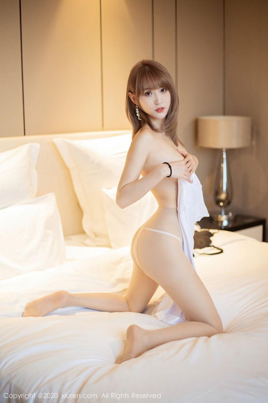 [XiuRen] Vol.2377 Zhou Mu Xi 36P, Nurse, Uniform, Xiuren, Zhou Mu Xi