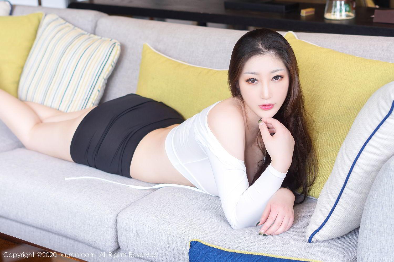 [XiuRen] Vol.2385 Da Ji Toxic 20P, Da Ji Toxic, Xiuren