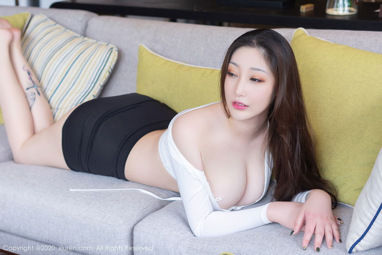 [XiuRen] Vol.2385 Da Ji Toxic 25P, Da Ji Toxic, Xiuren