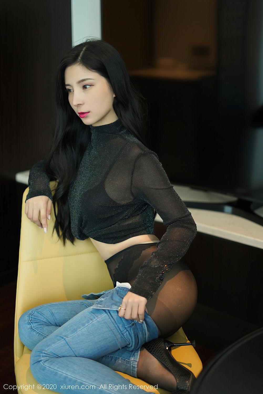 [XiuRen] Vol.2386 Xiao Man Yao Yummy 43P, Xiao Man Yao, Xiuren
