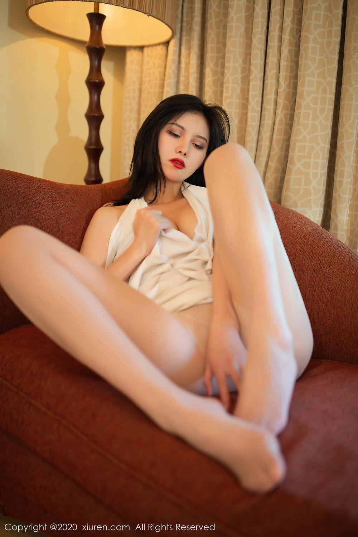 [XiuRen] Vol.2389 Jiu Shi A Zhu 25P, Foot, Jiu Shi A Zhu, Tall, Xiuren