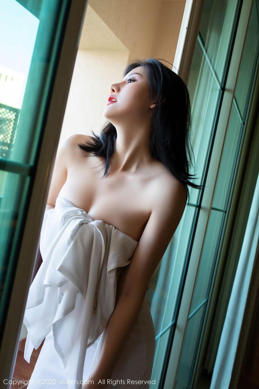 [XiuRen] Vol.2389 Jiu Shi A Zhu 43P, Foot, Jiu Shi A Zhu, Tall, Xiuren