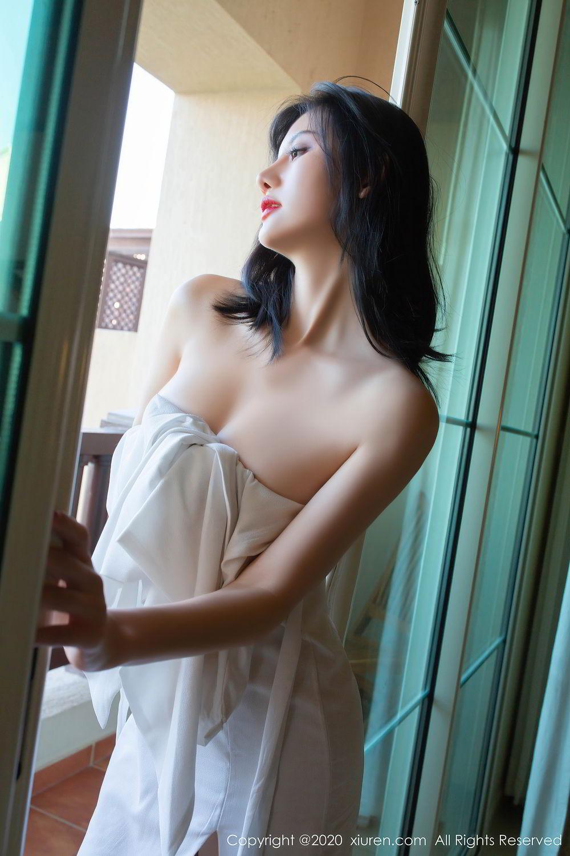 [XiuRen] Vol.2389 Jiu Shi A Zhu 44P, Foot, Jiu Shi A Zhu, Tall, Xiuren