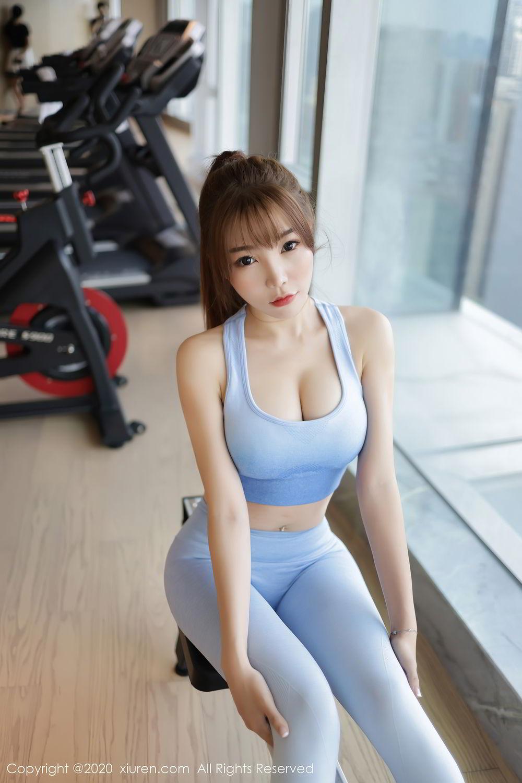 [XiuRen] Vol.2391 Zhi Zhi Booty 16P, Chen Zhi, Underwear, Xiuren