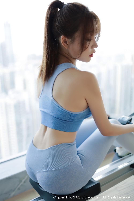 [XiuRen] Vol.2391 Zhi Zhi Booty 17P, Chen Zhi, Underwear, Xiuren