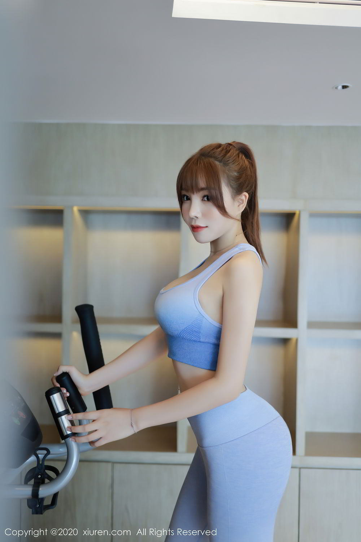 [XiuRen] Vol.2391 Zhi Zhi Booty 19P, Chen Zhi, Underwear, Xiuren