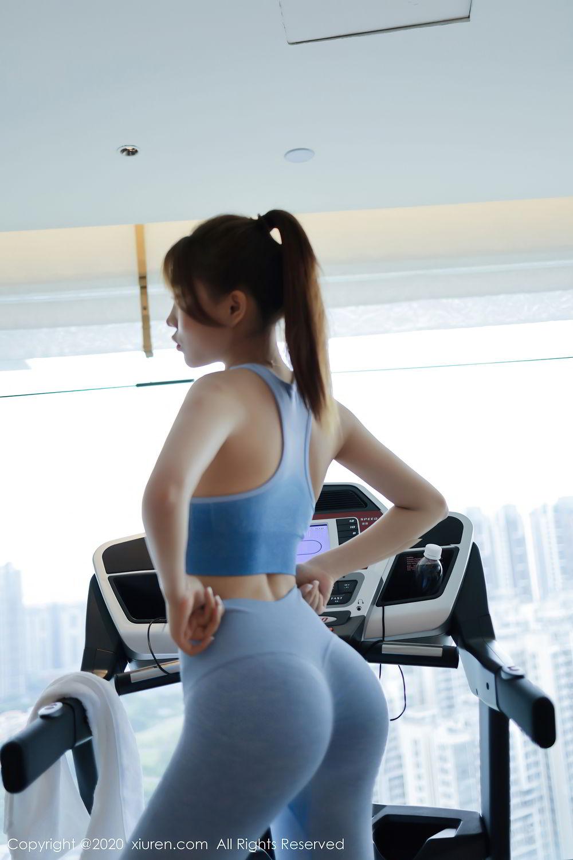 [XiuRen] Vol.2391 Zhi Zhi Booty 1P, Chen Zhi, Underwear, Xiuren