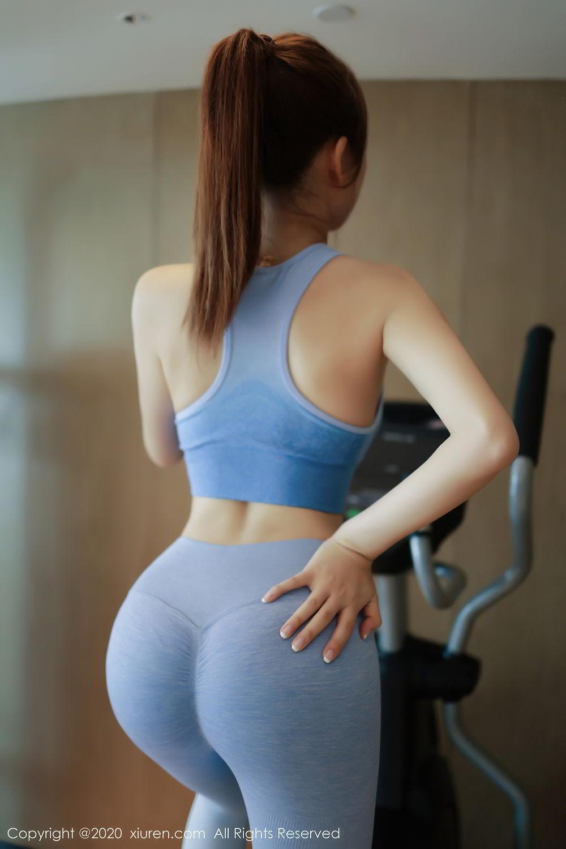 [XiuRen] Vol.2391 Zhi Zhi Booty 22P, Chen Zhi, Underwear, Xiuren