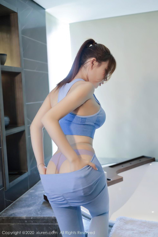 [XiuRen] Vol.2391 Zhi Zhi Booty 25P, Chen Zhi, Underwear, Xiuren