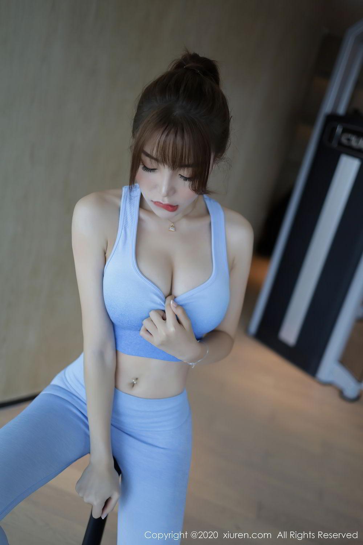 [XiuRen] Vol.2391 Zhi Zhi Booty 34P, Chen Zhi, Underwear, Xiuren