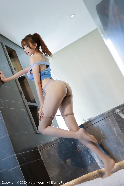 [XiuRen] Vol.2391 Zhi Zhi Booty 50P, Chen Zhi, Underwear, Xiuren