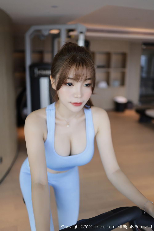 [XiuRen] Vol.2391 Zhi Zhi Booty 56P, Chen Zhi, Underwear, Xiuren